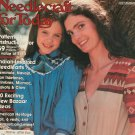 Vintage Needlecraft For Today July August 1982 With Patterns