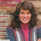 Vintage Needlecraft For Today September October 1982 With Patterns