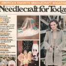 Vintage Needlecraft For Today September October 1981 With Patterns