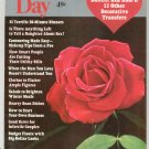 Woman's Day Magazine February 1978 With Decorative Transfers & Collectors Cookbook