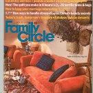 Vintage Family Circle Magazine November 1978 With Houseplant Guide