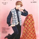 Vintage Crazy Daisy Boutique Volume 5 by Hero Knitting Scovill