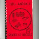 Vintage Hill And Dale Garden Of Recipes Cookbook Regional New York