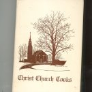Vintage Christ Church Cooks Cookbook Regional North Carolina Hard Cover