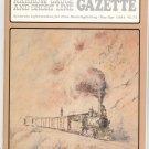 Narrow Gauge And Short Line Gazette Magazine March April 1981 Train Modelbuilding