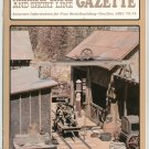Narrow Gauge And Short Line Gazette Magazine November December 1981 Train Modelbuilding