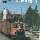 Prototype Modeler And Railroad Modeling Magazine October 1980