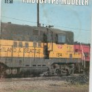 Prototype Modeler And Railroad Modeling Magazine April 1980