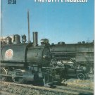 Prototype Modeler And Railroad Modeling Magazine August 1980