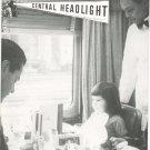 Central Headlight Magazine Third Quarter 1984 Railroad Train