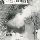 Central Headlight Magazine Fourth Quarter 1984 Railroad Train