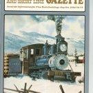Narrow Gauge And Short Line Gazette Magazine September October 1982 Train Modelbuilding