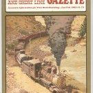Narrow Gauge And Short Line Gazette Magazine January February 1983 Train Modelbuilding
