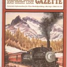 Narrow Gauge And Short Line Gazette Magazine March April 1983 Train Modelbuilding