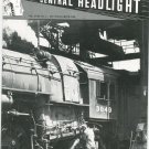 Central Headlight Magazine Second Quarter 1988 Railroad Train