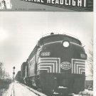 Central Headlight Magazine Fourth Quarter 1988 Railroad Train