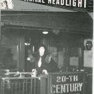 Central Headlight Magazine Second Quarter 1990 Railroad Train