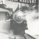 Central Headlight Magazine Third Quarter 1986 Railroad Train