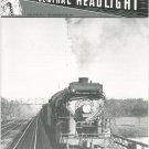 Central Headlight Magazine Second Quarter 1987 Railroad Train