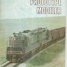 Prototype Modeler Magazine December 1978 Railroad Train