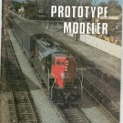 Prototype Modeler Magazine February 1979 Railroad Train