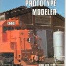Prototype Modeler Magazine April 1979 Railroad Train