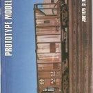 Prototype Modeler Magazine June 1979 Railroad Train