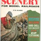 Scenery For Model Railroads Revised Edition by Bill McClanahan 0890245088