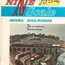 Nine Scale Model Railroads by John Armstrong & Thaddeus Stepek Atlas