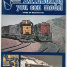 Railroads You Can Model by Mike Schafer 0890245266 Train