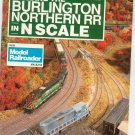 Building The Burlington Northern RR In N Scale 0890241198 Train Railroad
