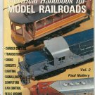 Electrical Handbook For Model Railroads Vol. 2 by Paul Mallery 0911868437 Train Railroad