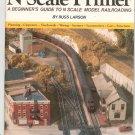 N Scale Primer by Russ Larson 0890245215 Train Railroad