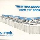 The Ntrak Module How To Book N Scale Modular Railroading Jim Fitzgerald