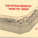 The Ntrak Module How To Book N Scale Modular Railroading Jim Fitzgerald First Edition ?