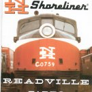 NH Shoreliner Magazine Volume 30 Issue 1 Readville Part 3 Back Issue New Haven Railroad
