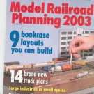 Model Railroad Planning 2003 Model Railroader Special Issue Not PDF