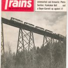 Trains Magazine February 1969 Vintage Not PDF