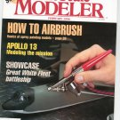 Fine Scale Modeler Magazine February 1996 Not PDF Back Issue