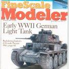 Fine Scale Modeler Magazine December 1996 Not PDF Back Issue