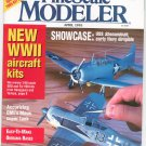 Fine Scale Modeler Magazine April 1995  Not PDF Back Issue