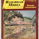 Railroad Model Craftsman Magazine December 1982  Not PDF Back Issue