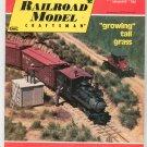 Railroad Model Craftsman Magazine April 1981  Not PDF Back Issue