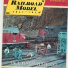 Railroad Model Craftsman Magazine August 1981  Not PDF Back Issue