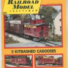 Railroad Model Craftsman Magazine October 1980  Not PDF Back Issue