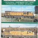 Mainline Modeler Magazine January 1989 Train Railroad  Not PDF Back Issue
