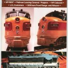 Mainline Modeler Magazine April 1989 Train Railroad  Not PDF Back Issue