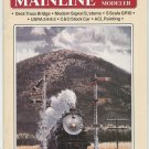Mainline Modeler Magazine January 1985 Train Railroad  Not PDF Back Issue