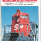 Mainline Modeler Magazine June 1985 Train Railroad  Not PDF Back Issue