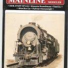 Mainline Modeler Magazine November 1984 Train Railroad  Not PDF Back Issue